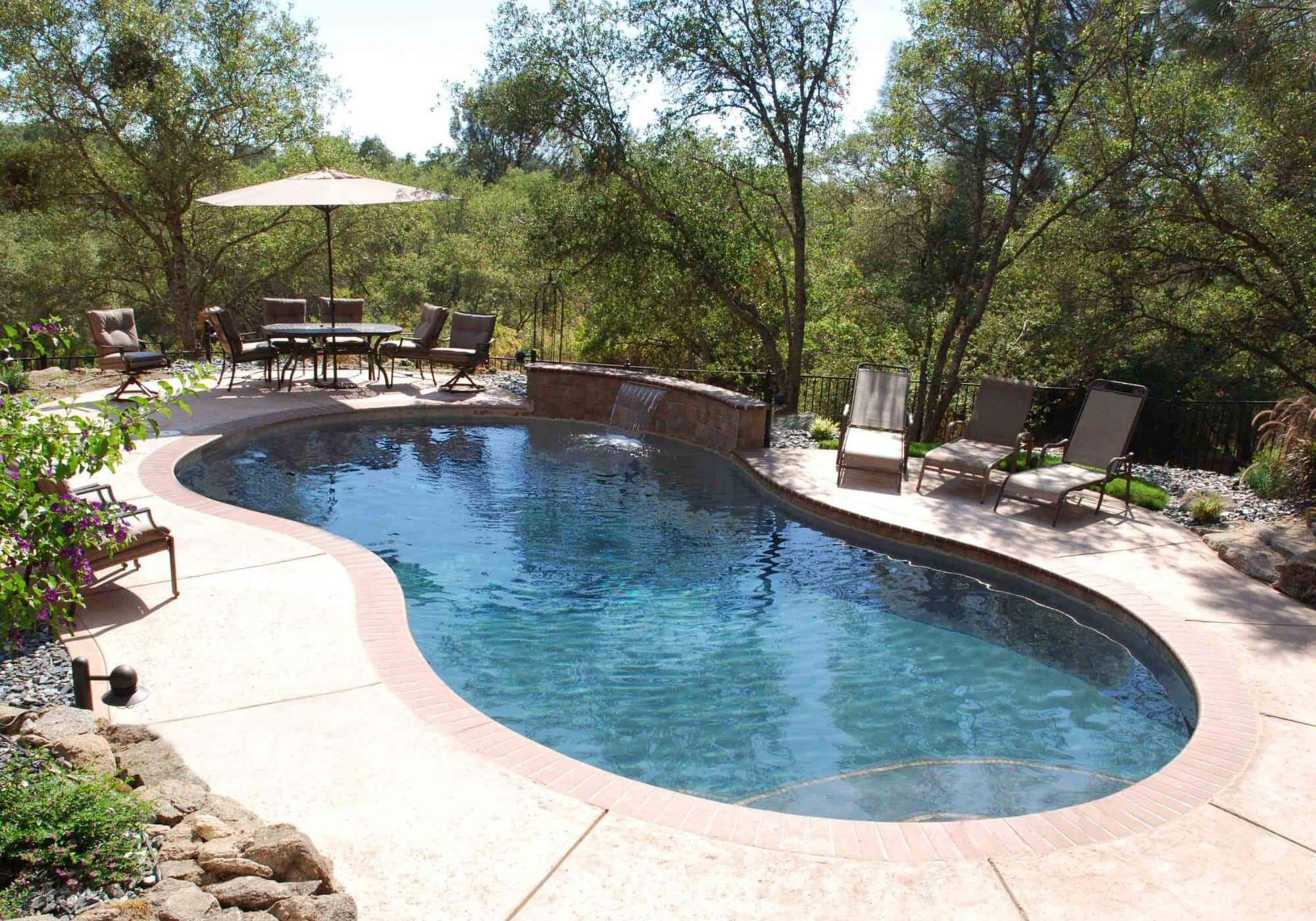 Cookie Cutter Pools A Sacramento Area